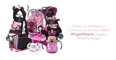 This week's #SuperParents Sweeps is ON! Have you entered yet? Click through now!