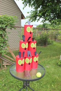 The very hungry caterpillar birthday game