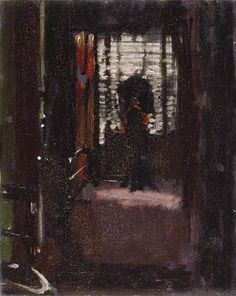 Jack the Ripper's Bedroom  by Walter Richard Sickert