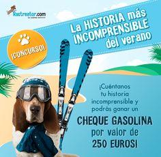 """Concurso """"La Historia Incomprensible del verano"""" con el programa Levántante y Cárdenas ¿te apuntas?"""