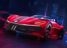 Concept, Press Photo, Car Manufacturers, New Image, Crushes, Cars, Autos, Car, Automobile