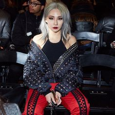 Why Korean Rapper CL Is the First Breakout Beauty Star at New York Fashion Week