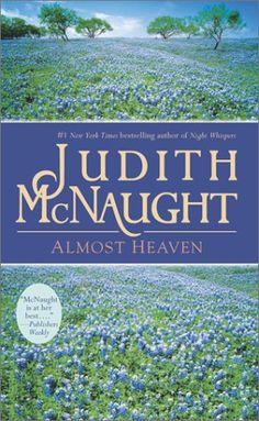 ALMOST HEAVEN - JUDITH MCNAUGHT