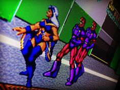 Something we loved from Instagram! Why did they make Storm look like a wicked witch in the old arcade game?!?  #shade #shady #gurlbye #girlbye #bye #icant #storm #ororomunroe #stormxmen #xmen #xmenstorm #xmenapocalypse #videogames #arcade #arcadegames #retropie #raspberrypi #sad #imwithher #dropoutbernie #gaymer #gamer #games #goodnight by kickyagame Check us out http://bit.ly/1KyLetq