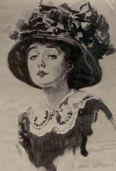 Silent Film Star Mabel Normand
