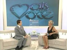 Divaldo Franco - Entrevista no Programa Mais Você