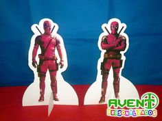 Display de Mesa do DEADPOOL Filme