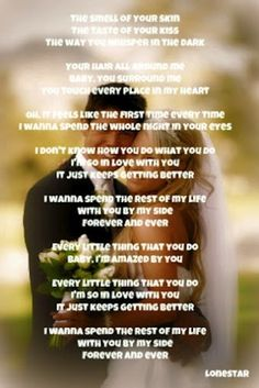 Lonestar - Amazed Lyrics