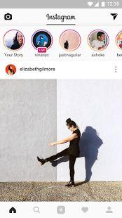 Instagram – miniaturka zrzutu ekranu