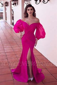Dubai Mermaid Evening Dress Long Sleeves Off Shoulder V Neck Women Prom Dresses High Slit Long Party Gowns sold by loveu. Shop more products from loveu on Storenvy, the home of independent small businesses all over the world. Sexy Dresses, Formal Dresses Uk, Cheap Prom Dresses Uk, Sexy Evening Dress, Long Sleeve Evening Dresses, Evening Dresses Online, Mermaid Evening Dresses, Dress Online, Dress Long