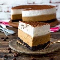 Great ways to make authentic Italian coffee and understand the Italian culture of espresso cappuccino and more! Cappuccino Machine, Coffee Photography, Something Sweet, Mellow Yellow, Cute Cakes, No Bake Desserts, Oreo, Baking Recipes, Mocha