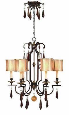 $391.60 World Imports 7646-29 Turin Collection 6-Light Chandelier, Euro Bronze by World Imports, http://www.amazon.com/dp/B002PTHJ9E/ref=cm_sw_r_pi_dp_ex5rqb13KGQ83