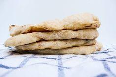 Mykt pannebrød [oppskrift] - Et kjøkken i Istanbul Curry, Curries