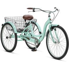 "26"" Schwinn Meridian Adult Tricycle ~ $293 ~ comes in MINT!!!!!!!   I still love it, judge me if u want!!"
