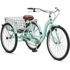"26"" Schwinn Meridian Adult Tricycle ~ $293 ~ comes in MINT!!!!!!!   I still love it, judge me if u want!!"