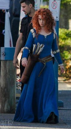 merida once upon a time full length - Google Search