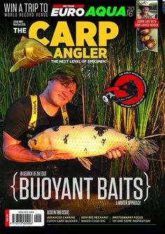 New issue out now. Full Euro Aqua info inside.