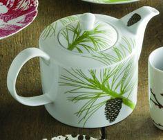 Boho Teapot.  Rosanna.  roseannainc.com. $56.00.