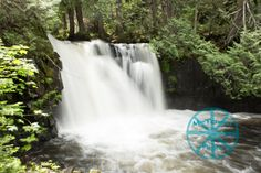 Johnson Falls by mtownphoto on Etsy