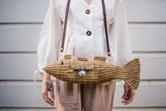 Náyade SS 2019 Straw Bag, Ss, Photo And Video, Videos, Instagram, Fashion, Moda, Fashion Styles, Fashion Illustrations