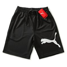 PUMA SS-18 Logo GYM Short Tomboy Outfits, Nike Outfits, Sport Outfits, Casual Outfits, Puma Outfit, Sweatpants Outfit, Everton, Nike Clothes Mens, Smart Shorts