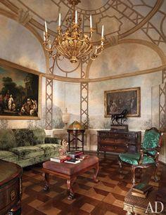 Studio Peregalli Revives a Romantic Apartment in Italy Photos | Architectural Digest
