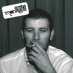 """We're Arctic Monkeys and this is 'I Bet You Look Good on the Dancefloor' - don't believe the hype""."