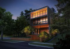This is my favorite house...Sentosa by Nicholas Burns