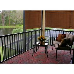 1000 Ideas About Outdoor Blinds On Pinterest Motorized Shades Porch Shade