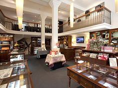 """One of my favorite stores in Zuerich is Landolt & Arbenz. They have unique pieces for a """"haunted mansion"""" style."""