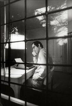 Y pensando ante la máquina de escribir, Philip Roth.