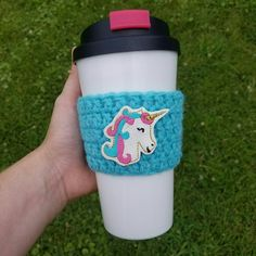 Hey, I found this really awesome Etsy listing at https://www.etsy.com/listing/468796047/unicorn-coffee-sleeve