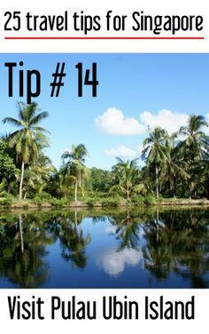 Singapore: Pulau Ubin Island (Photo by: alex.ch) | 25 Great travel tips for Singapore