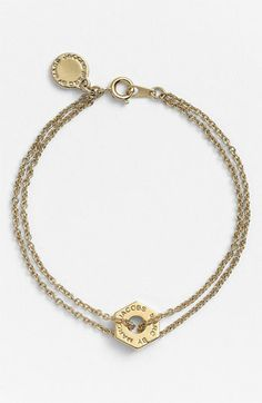 MARC BY MARC JACOBS 'Bolts' Line Bracelet available at #Nordstrom
