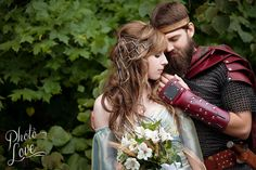 medieval wedding shoot - Google Search