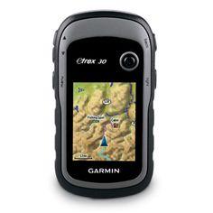 Garmin eTrex Handheld GPS Navigator - Mountable, Portable - - 65000 Colors - Compass, Altimeter, Barometer, Photo Viewer - microSD - Turn-by- Garmin Etrex, Shops, 3d Laser, Photo Viewer, Gps Tracking, Geocaching, Gps Navigation, Camping Gear, Sports