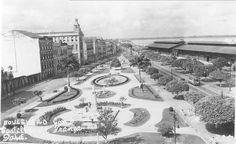 Stevedore Square - Belém - Pará - Brazil