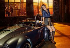 MIKE KAGEE FASHION BLOG: GISELE BUNDCHEN AND SEAN O'PRY FOR THE BRAZILIAN L...