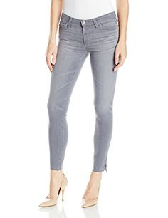 AG Adriano Goldschmied Women's Grey Legging Ankle Jean - http://www.darrenblogs.com/2016/12/ag-adriano-goldschmied-womens-grey-legging-ankle-jean/