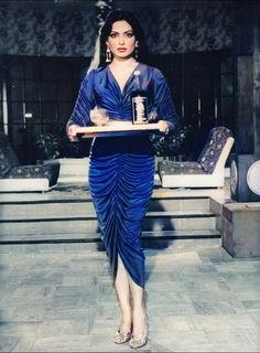 Hindi Actress, Indian Film Actress, Indian Actresses, Beautiful Bollywood Actress, Most Beautiful Indian Actress, 80s Actresses, Parveen Babi, Vintage Bollywood, Bollywood Stars