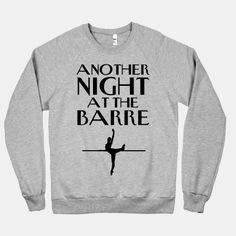 """Another Night At The Barre""Missing my time at WAC's Dance Company!!"
