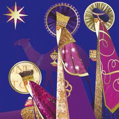 Three Kings Cards | three kings pk 10 three kings pack of 10 christmas cards cards are 5