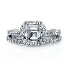 Antique Style Engagement Rings 32