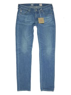 Cotton Blend Mid-Rise Regular 28 in. 31 Jeans for Women Ag Jeans, Skinny Jeans, Adriano Goldschmied, Boutique, Legs, Denim, Cotton, Pants, Shopping