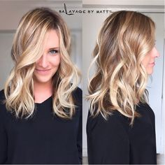 Color by @balayagebymatt @ramireztransalon