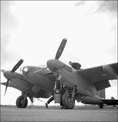 Mosquito Aircraft, ca. 1944.