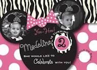 Love this layout for my little girls birthday party memories.