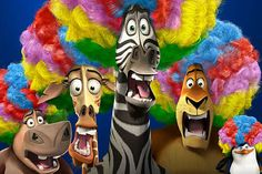 Madagascar 3: Europe's Most Wanted Movie Review