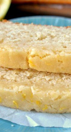 Glazed Light Lemon Bread