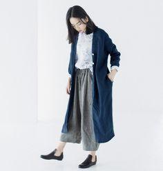 【 リンネル4月号掲載 】リンネルmaison別注 春まで着まわし♪旬アイテム届きました | ナチュラル服や雑貨のファッション通販サイト ナチュラン